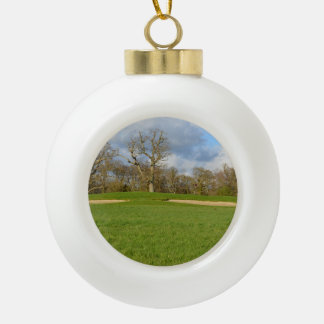 Links Golf Course Ornaments