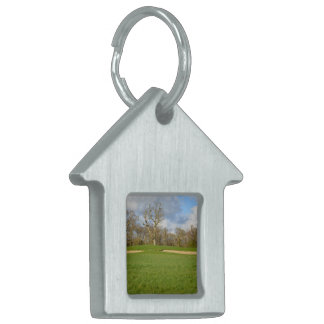 Links Golf Course Pet Tag
