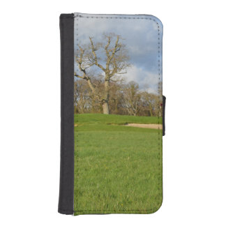 Links Golf Course iPhone 5 Wallet Case