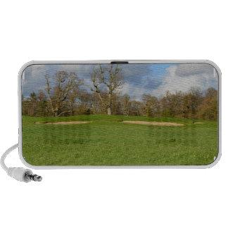 Links Golf Course Portable Speaker