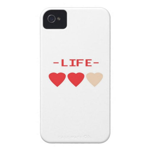 Links life hearts Case-Mate iPhone 4 cases