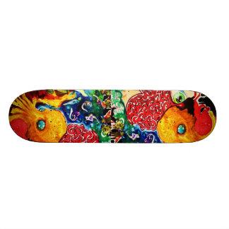 Links... Skateboard Deck