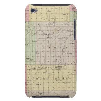 Linn County, Kansas iPod Touch Case