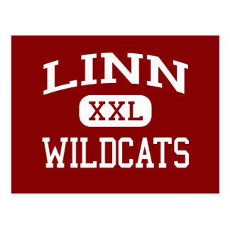 Linn - gatos monteses - escuela secundaria - Linn Tarjetas Postales