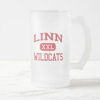 Linn - gatos monteses - escuela secundaria - Linn Taza De Cristal
