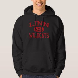Linn - Wildcats - Middle School - Linn Missouri Hoodie
