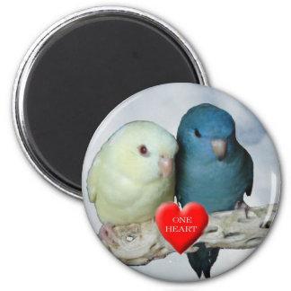 Linnie Valentine Magnet