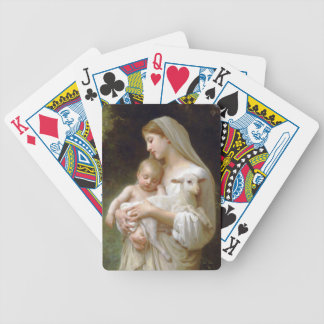 L'innocence Bicycle Playing Cards