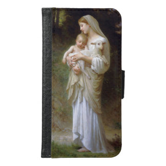L'innocence Wallet Phone Case For Samsung Galaxy S6
