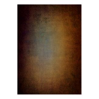 Lino antiguo con textura oscura de la ilustración tarjetas de visita grandes