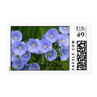 Lino azul 2006 timbres postales