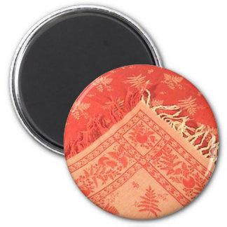 Lino del rojo de Antuque Turquía Imán Para Frigorifico
