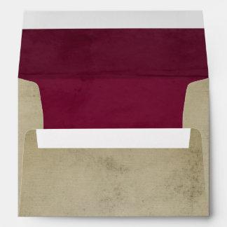 Lino del vintage con el terciopelo de color rosa o