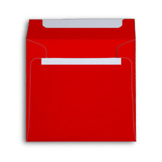 Lino rojo sobres