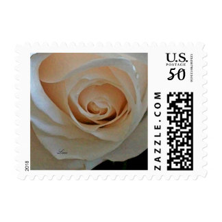 Lin's Rose Postage