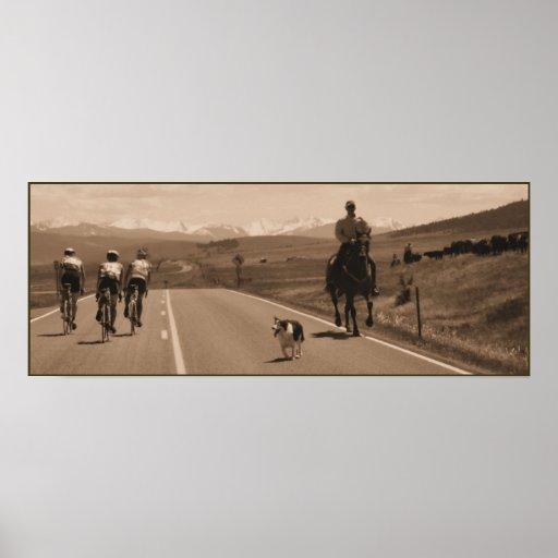 Linsey Corbin - Montana hecho Poster