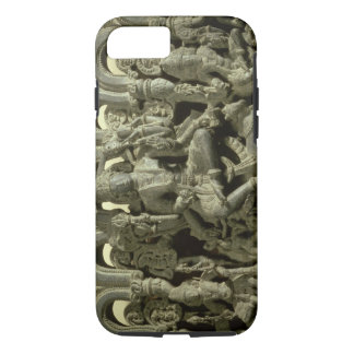 Lintel depicting The Trinity: Siva, Brahma and Vis iPhone 7 Case