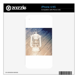 Linterna Calcomanía Para El iPhone 4