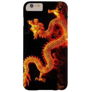 Linterna china del dragón funda para iPhone 6 plus barely there