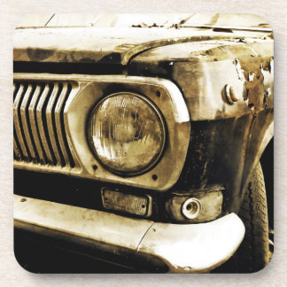 Linterna clásica vieja #2 del coche posavasos de bebidas