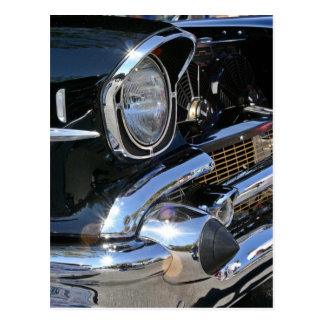 'Linterna de 57 Chevy - postal