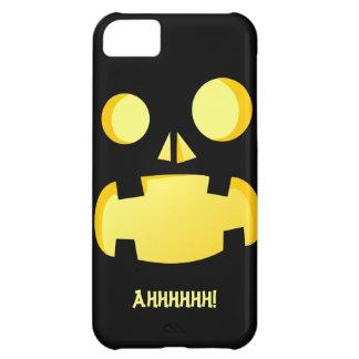 Linterna de griterío divertida de Jack-o' Funda Para iPhone 5C