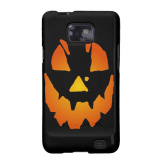 Linterna de Halloween Jack O Samsung Galaxy SII Fundas