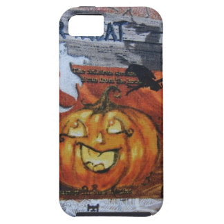 Linterna de Halloween Jack O iPhone 5 Case-Mate Cobertura
