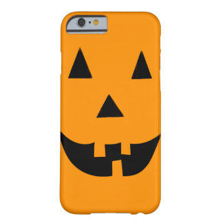 Linterna de Halloween Jack O Funda De iPhone 6 Barely There