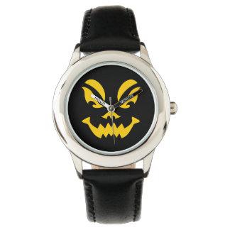 Linterna de Halloween Jack O Relojes