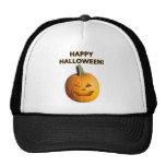 ¡Linterna de Jack O - feliz Halloween! Gorro