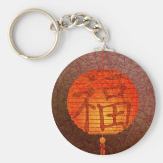 Linterna de papel llavero redondo tipo pin