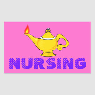 Linterna del oficio de enfermera rectangular altavoces