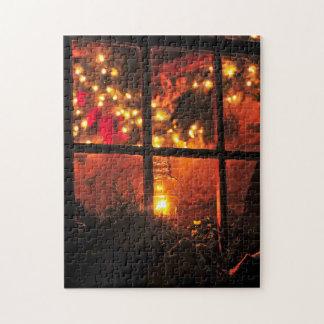 Linterna en la noche puzzle