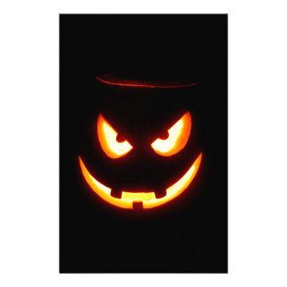 Linterna fantasmagórica de Jack O Papelería Personalizada