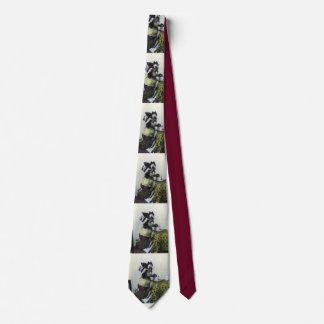 Linterna mágica del vintage del tiempo del té del corbatas personalizadas