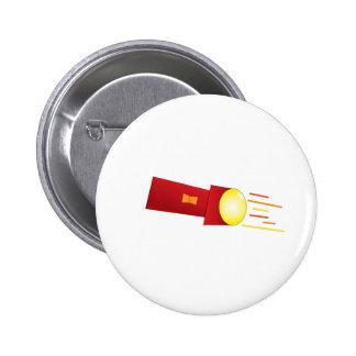 Linterna Pin Redondo De 2 Pulgadas
