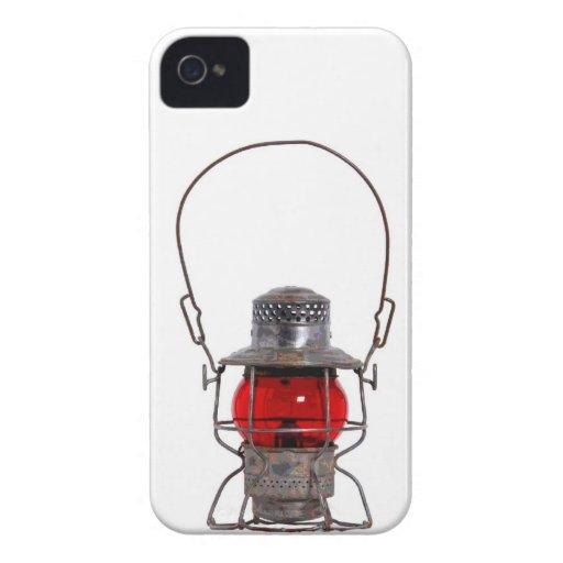 Linterna roja iPhone 4 coberturas