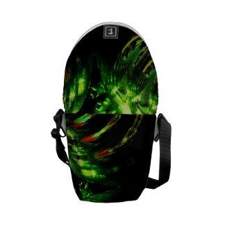Linterna verde bolsas de mensajeria