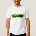 Linterna verde - linterna que brilla intensamente camisas