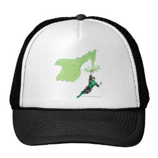 Linterna verde - rendida completamente, con la máq gorra