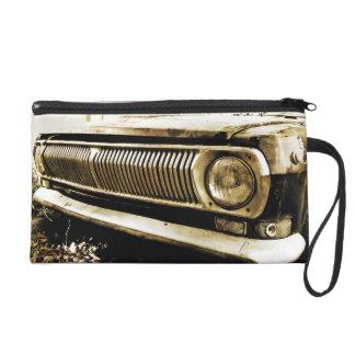 Linternas clásicas viejas del coche
