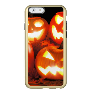 Linternas de Halloween Jack O Funda Para iPhone 6 Plus Incipio Feather Shine