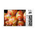 Linternas de papel chinas sellos