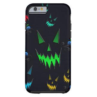 Linternas fantasmales de Halloween Jack O Funda De iPhone 6 Tough