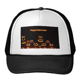 Linternas felices de Halloween-Jack-o Gorro