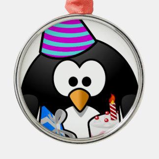 linux-161107.png adorno navideño redondo de metal