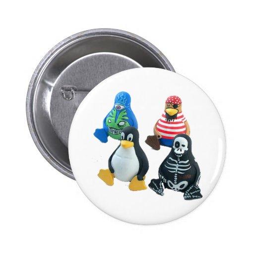 linux 2 inch round button