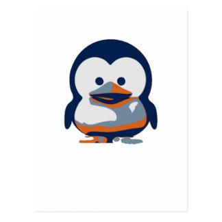Linux Baby Tux II Postcard