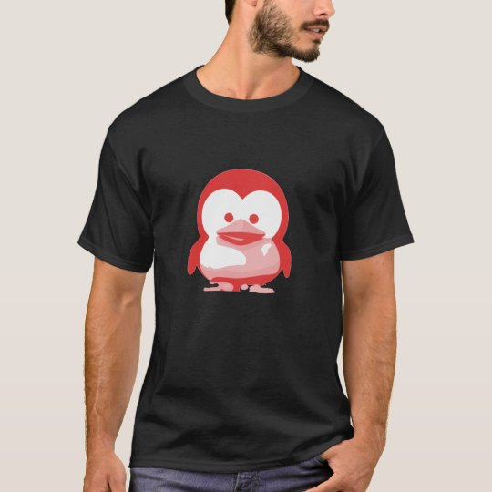 Linux Baby Tux: Red Edition T-Shirt